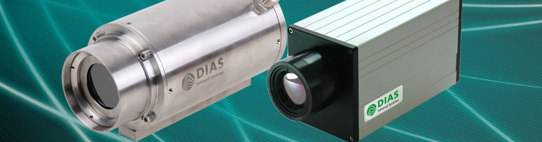 Infrared line camera mady by DIAS - Made in Germany