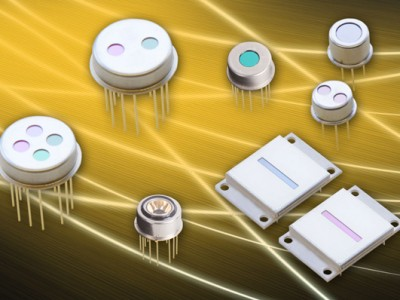 PYROSENS infrared detectors and arrays