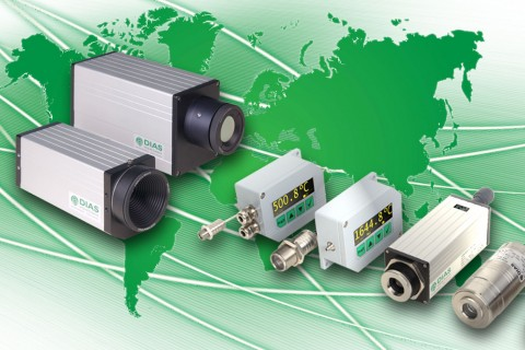Sales network for dias cameras and systems