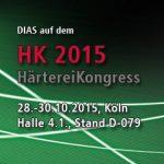 DIAS ist auf dem HärtereiKongress 2015 wieder als Aussteller vertreten.