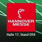DIAS Infrared stellt auf der Hannover Messe 2016 die neuen tragbaren Pyrometer der PYROSPOT Serie 80 portable vor.