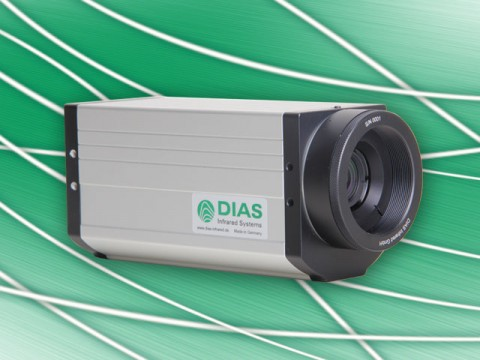 infrared camera in small and powerful compact+ housing