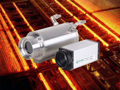 DIAS Wärmebildkamera für Hochtemperaturmessungen