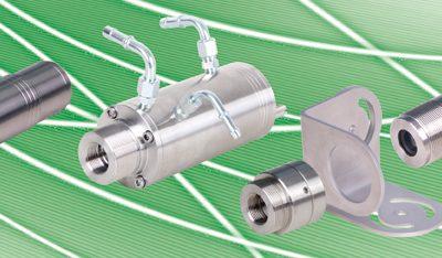 Pyrometermodelle für die Flachglasherstellung