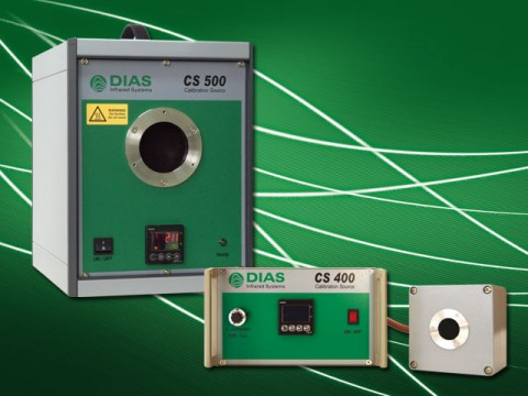 Calibration Sources and reference radiator from DIAS Infrared
