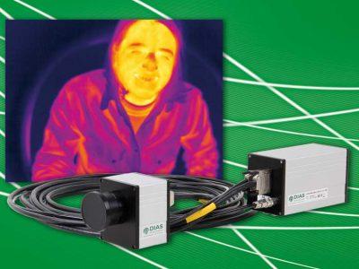 Die weltweit erste Infrarotkamera für die berührungslose Temperaturmessung starken Permamentmagnetfeldern: Die PYROVIEW 640 L-PMF von DIAS Infrared