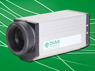 Abbildung 1: Hochdynamik Infrarotkameras PYROVIEW 320N, 512N und 768N