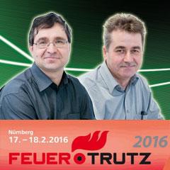 Sicherheit durch Brandfrüherkennungssysteme mit intelligenten Infrarotkameras – Erfahren Sie mehr auf der Messe Feuertrutz in Nürnberg!