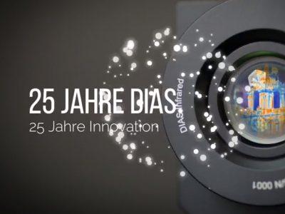 25 DIAS Infrared - ein Grund zum feiern!