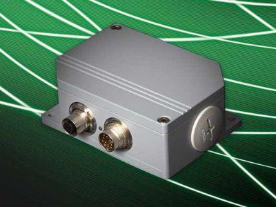 Die DIAS Ethernet Interface Box DCU IoP ermöglicht die Vernetzung von bis zu 32 Pyrometern.