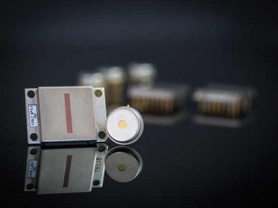 DIAS Infrared hat neue pyroelektrische Hochdetektivitäts-Infrarotsensoren mit gleichmäßiger spektraler Empfindlichkeit im Sortiment