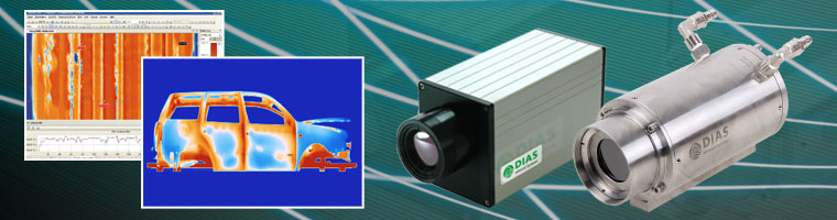 Infrared line cameras for industrial applicationsInfrared line cameras for industrial applications