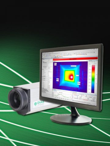 PYROSOFT – Thermal imaging software for DIAS infrared cameras